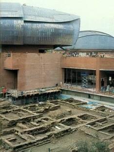 Das Auditorium der Stadt Rom, Renzo Piano