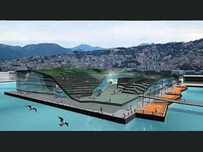Ponte Parodi, Genua, 2001