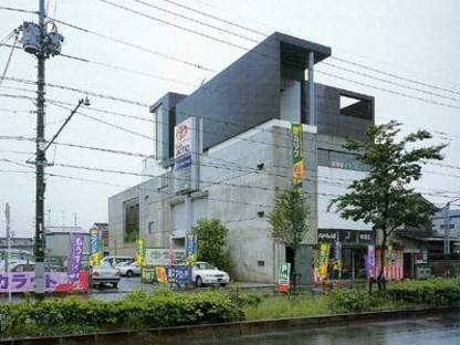 David Chipperfield Architects, TAK Building, Kioto, Japan