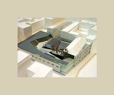 Odile Decq: Erweiterung des Museums für zeitgenössische Kunst in Rom
