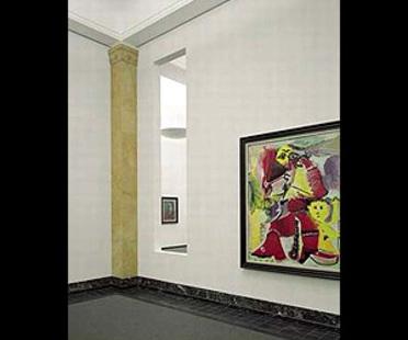 Erweiterung der Nationalgalerie für Moderne Kunst, Rom