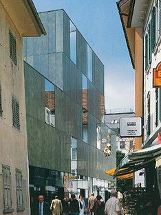 Migros Shopping Center, Luzern, Schweiz