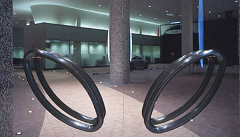 The Collection, Miami<br> Iosa Ghini, 2001