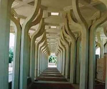 Islamisches Kulturzentrum und Moschee,<br> Paolo Portoghesi