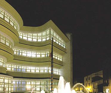 Neues Theater Politeama, Catanzaro<br>Paolo Portoghesi