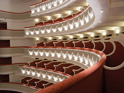 Neues Theater Politeama, Catanzaro<br>Paolo Portoghesi