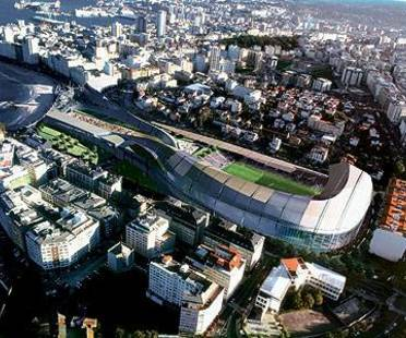 Peter Eisenman, Stadion Deportivo<br> La Coruña
