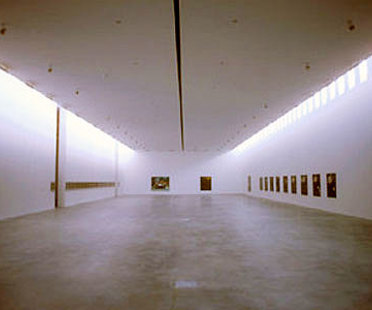Claudio Silvestrin<br> Zentrum f&uuml;r Zeitgen&ouml;ssische Kunst
