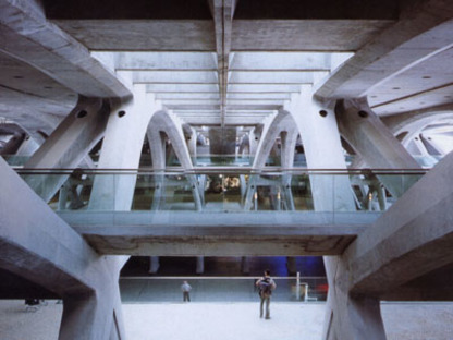 Santiago Calatrava: Ostbahnhof