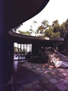 Oscar Niemeyer: Haus in Canoas, Brasilien, 1953