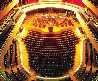 Sibelius Concert Hall<br> Lathi<br> Büro Artto