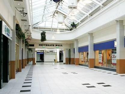 Einkaufszentrum East Kilbride