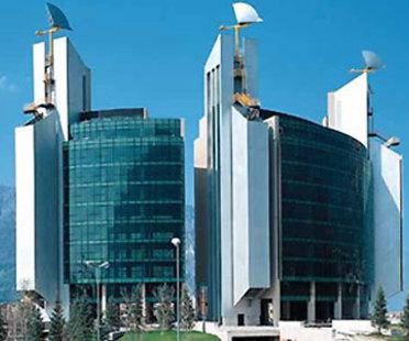 Centro Meridiana, Renzo Piano.<br> Lecco, Italien