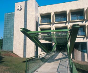 Antidoping-Zentrum für Olympische 2006 in Turin