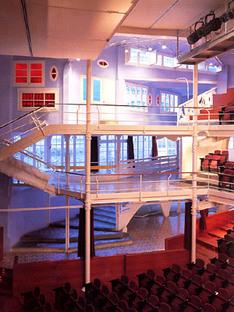 Sanierung und Renovierung des Theaters Metropol<br>Tarragona<br>1992-1995. Josep Llinàs
