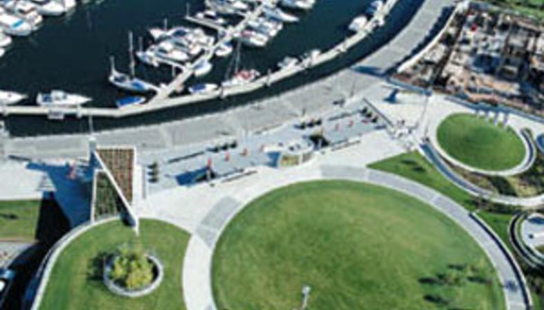 Coal Harbour Community Center<br> Henriquez Partners Architects <br>Vancouver