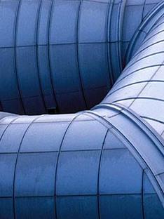 Windkanal. <br>Renzo Piano. 1998