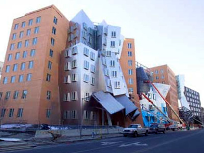 Ray and Maria Stata Center. Frank O. Gehry. Boston. 2004