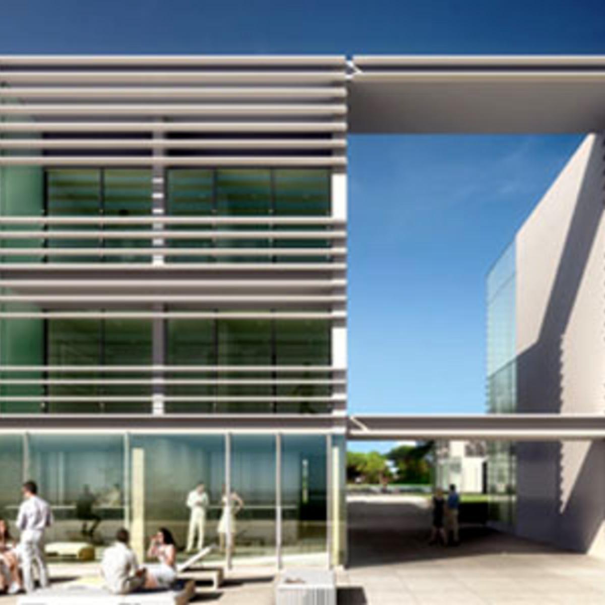 Jesolo Lido Village<br>Richard Meier. 2004