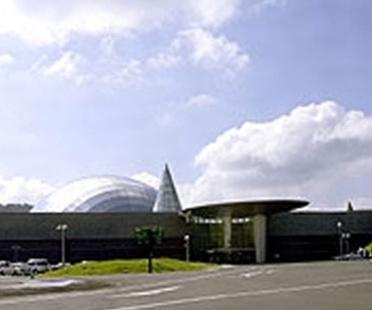 Dinosaur Museum - Kisho Kurokawa<br> Fukuy