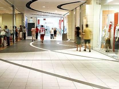 Einkaufszentrum Le Zagare
