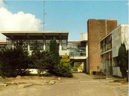 Sanatorium Zonnestraal, Johannes Duiker und Bernard Bijvoet