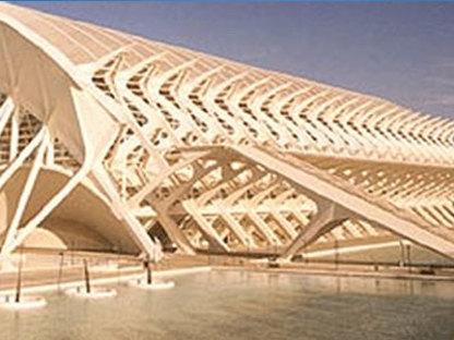 Wissenschaftsmuseum, Valencia.<br> Santiago Calatrava