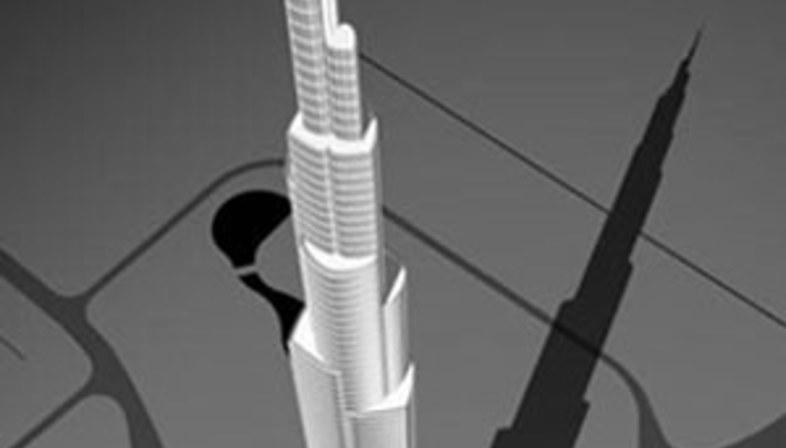Skidmore, Owings & Merill LLP<br> Burj Dubai, Dubai