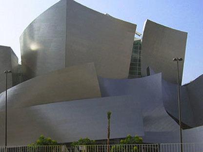 Frank O. Gehry, Walt Disney Concert Hall. Los Angeles. 2003