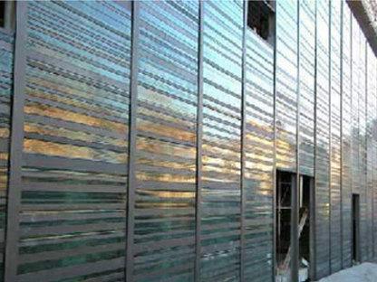 Turin. Porta Palazzo. Kleidermarkt. Massimiliano Fuksas. 2004
