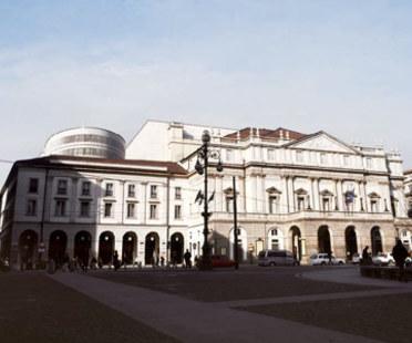 Restaurierung und Umbau des Teatro alla Scala