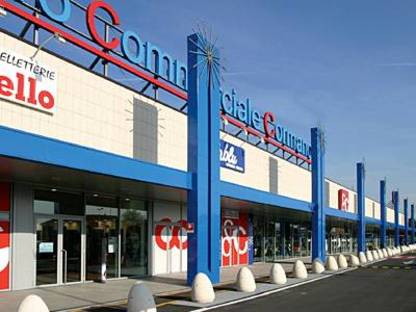 Einkaufszentrum Cormano