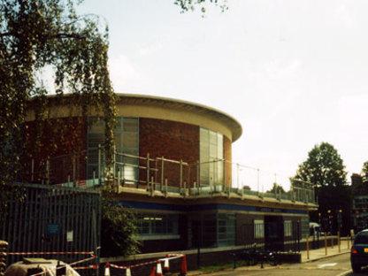 U-Bahn-Haltestelle Arnos Grove