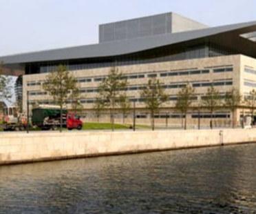 Henning Larsen. Opernhaus. Kopenhagen. 2004