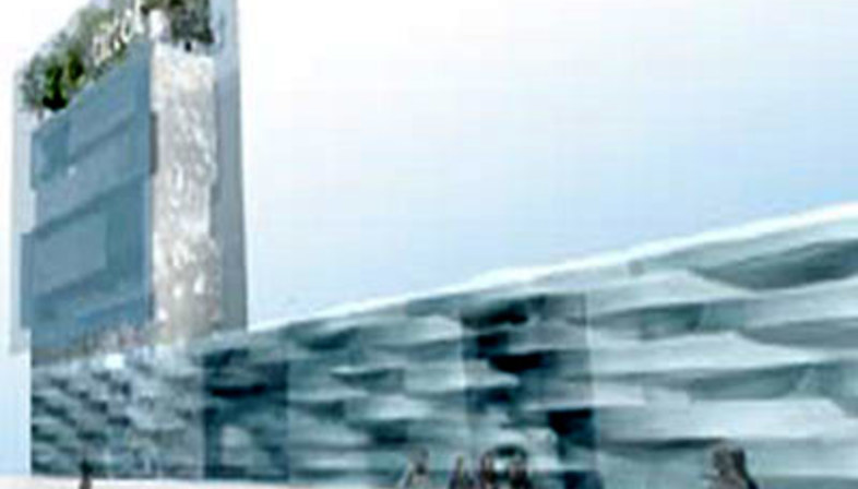 studio ian tittot glass art museum taipei 2004 floornature. Black Bedroom Furniture Sets. Home Design Ideas