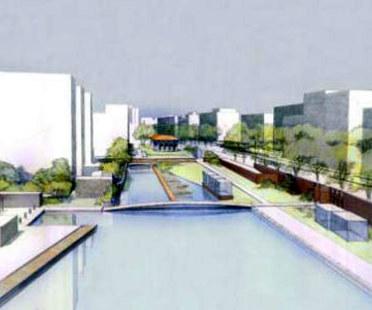 Milano. Hafenbecken. Bodin & Associès. 2004