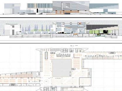 Europäische Bibliothek der Information und Kultur. Mailand. Peter Wilson. 2001