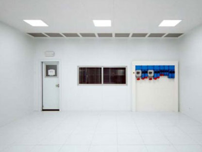 Mario Cucinella. Uniflair. Conselve (Padua) 2004