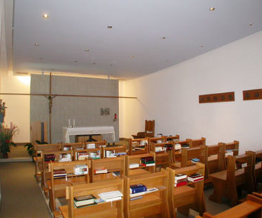 Renovierung des Salesianischen Instituts von Lanuvio