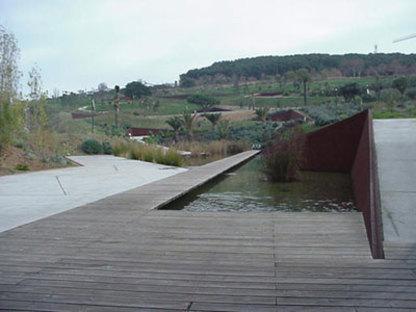 Institut des Botanischen Gartens von Barcelona, Carlos Ferrater