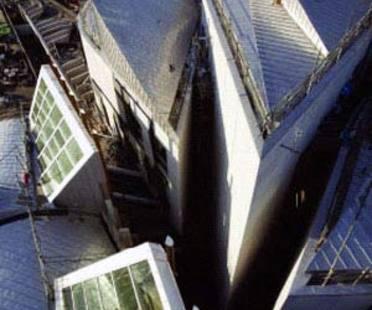Edinburgh, Schottisches Parlament. Miralles y Tagliabue 2004