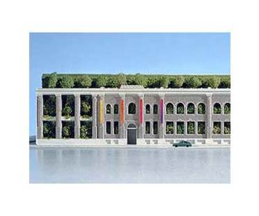 Emilio Ambasz, Museum für Moderne Kunst und Filmmuseum. (MAMBA). Buenos Aires. 1997