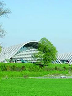 Renzo Piano. Zentrum Paul Klee. Bern, 2005