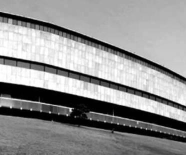 Cino Zucchi, Automobilmuseum.<br> Turin, 2005