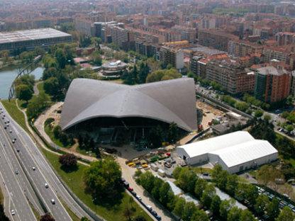 PalaVela von Turin