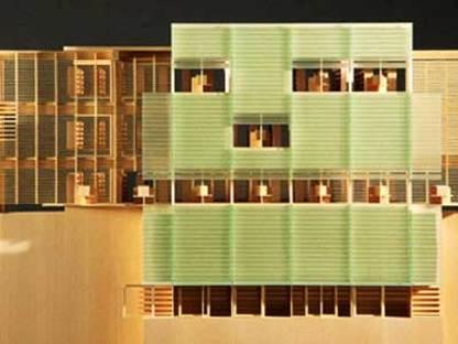 Nationalbibliothek des Quebec.<br> Patkau Architects und- Croft-Pelletier. Montreal. 2005