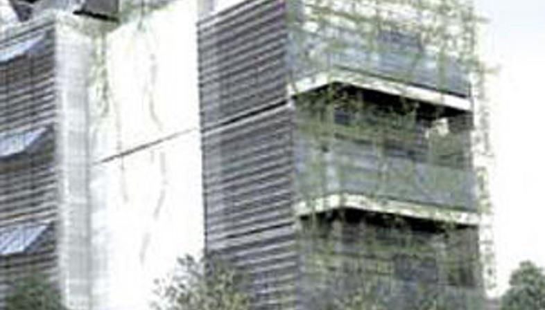 Rom, Baubiologische Häuser.<br> Marcello Marocco, Thomas Herzog. 2005