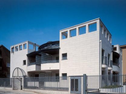Wohngebäude in Mailand