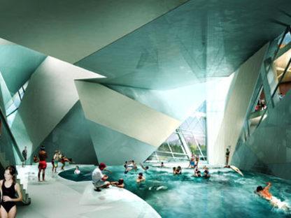 WESTside, Daniel Libeskind<br>Bern, Schweiz, 2005