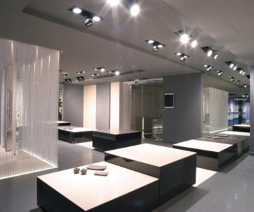 Showroom Irisfmg e Iris Ceramica 2005